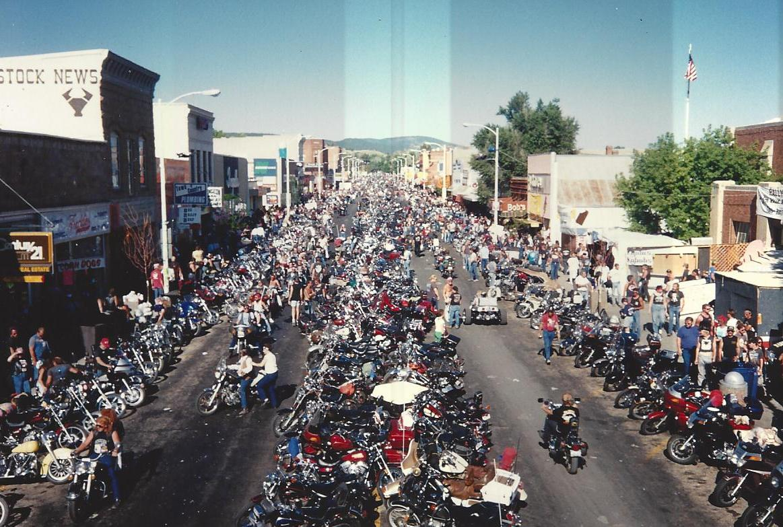 Main Street Sturgis Bike Rally Photos