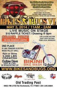 Bikes & Bugs